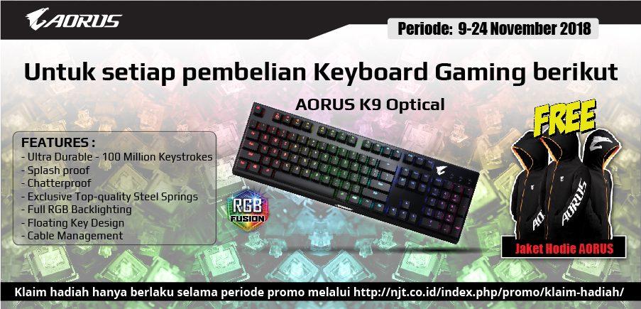 MYCLUB - Aorus K9 optical - FREE AORUS HOODIE - NOV - 2018_01